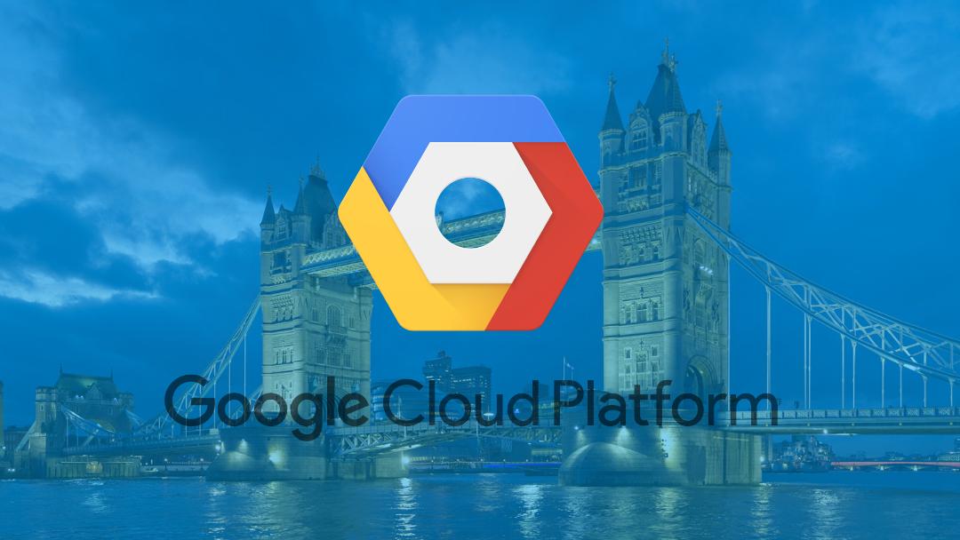 Google abre una nueva región en la nube para Londres