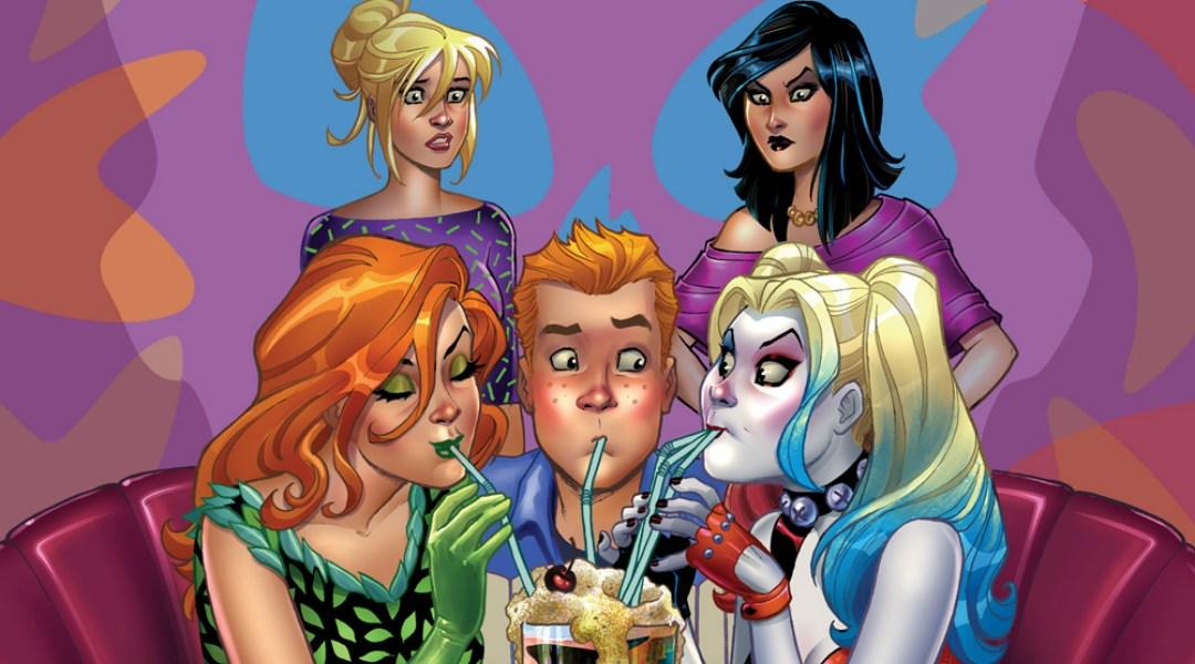Harley & Ivy Meet Betty & Veronica es el próximo crossover entre DC y Archie Comics.