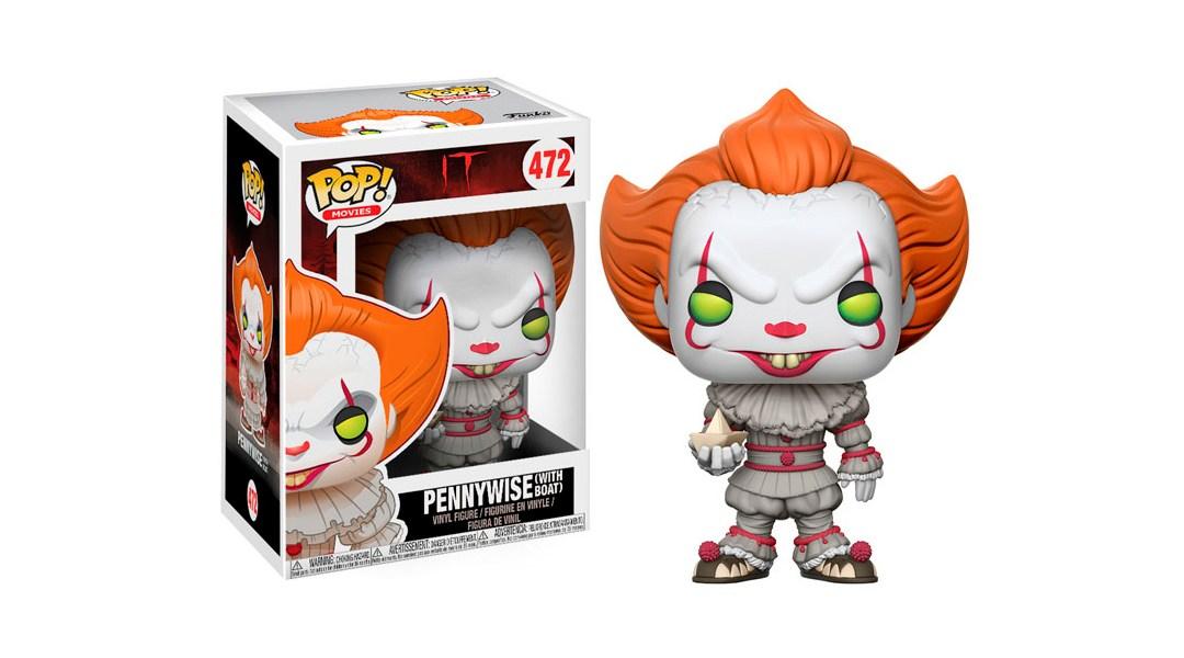 Pennywise llegó a Funko con la nueva película de IT