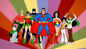 video reúne todos los intros en la historia de Justice League