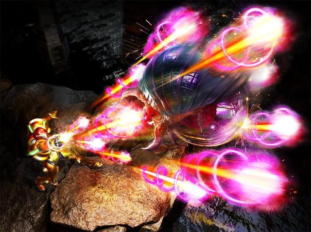 Nintendo revela nuevo arte de Metroid: Samus Returns