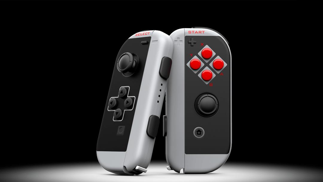NES control Joy-con