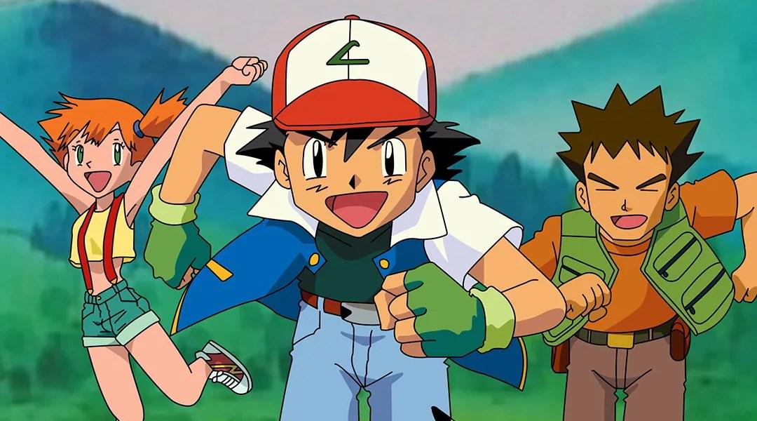 Brock y Misty no aparecerán en la nueva película de Pokémon