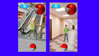 Una app como Pokémon Go te permite tener novios virtuales