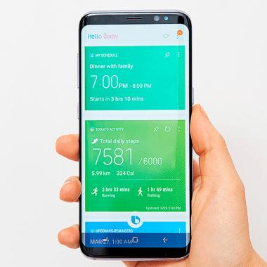 Samsung está trabajando en un asistente para el hogar