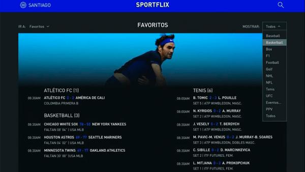 Resultado de imagen para sportflix