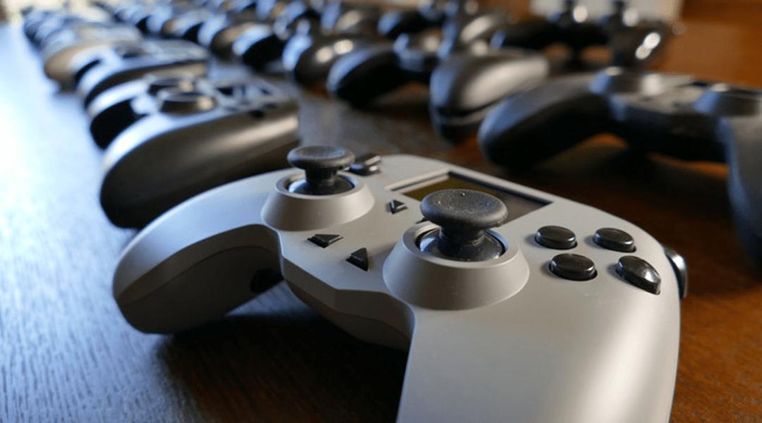 All Controller es un control compatible con prácticamente todas las consolas