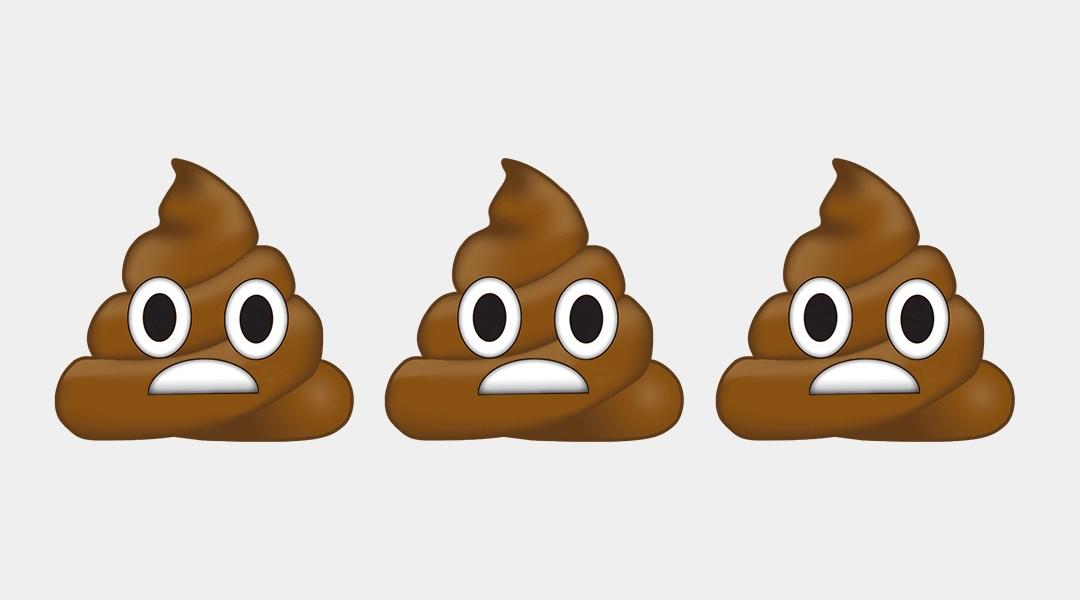En 2018 podría llegar el emoji de la caquita triste