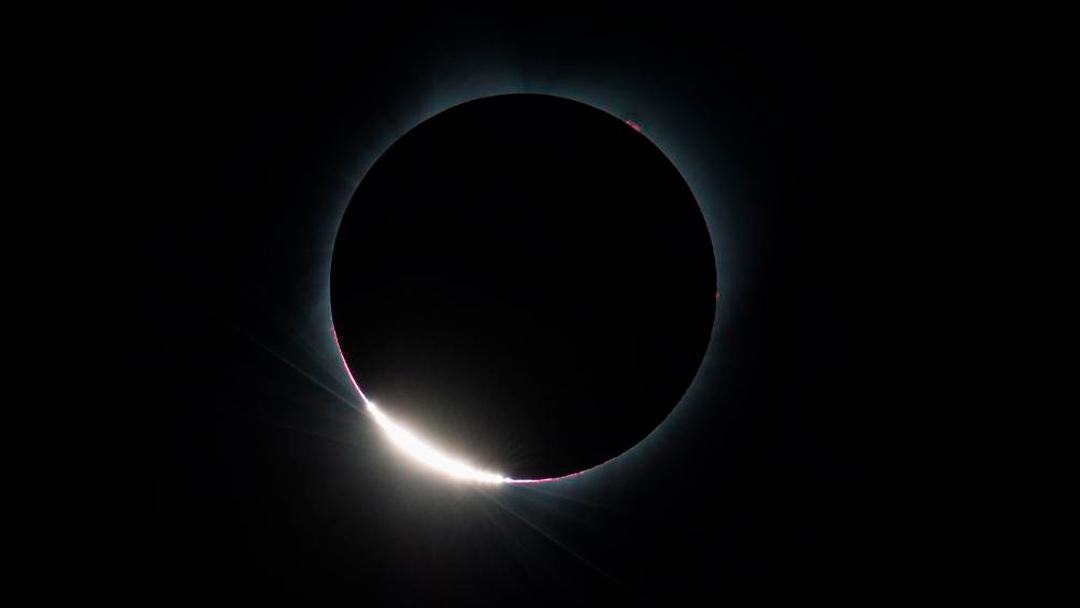 Estas son las mejores fotos del Gran Eclipse 2017 en redes sociales