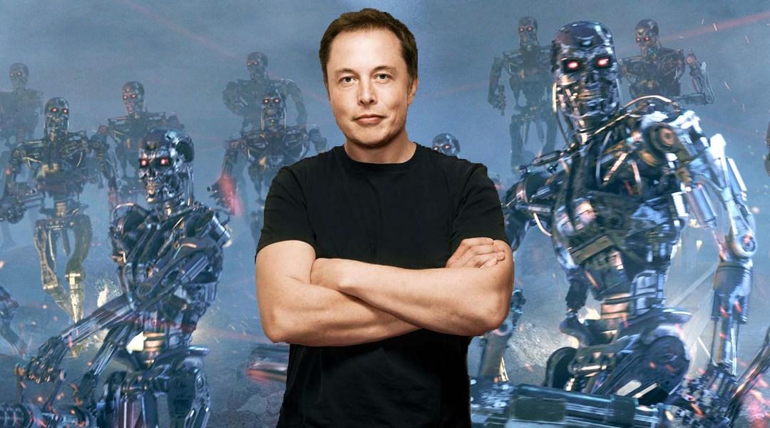 Elon Musk advierte de los peligros de la inteligencia artificial