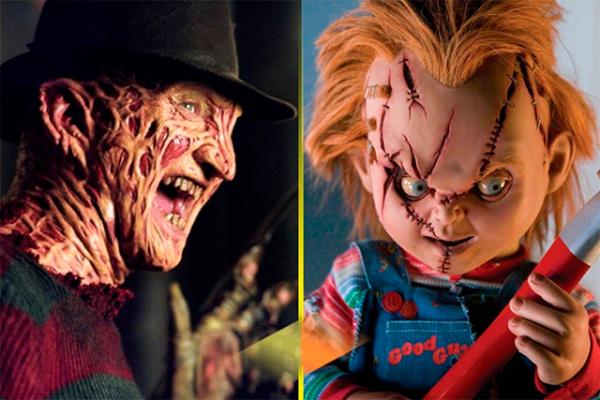 Freedy y Chucky se enfrentarían en el cine