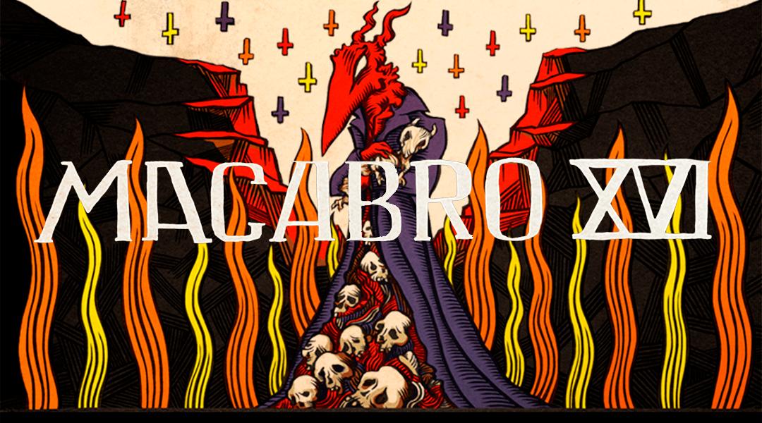 El terror llenará las calles de la CDMX con el Festival Macabro