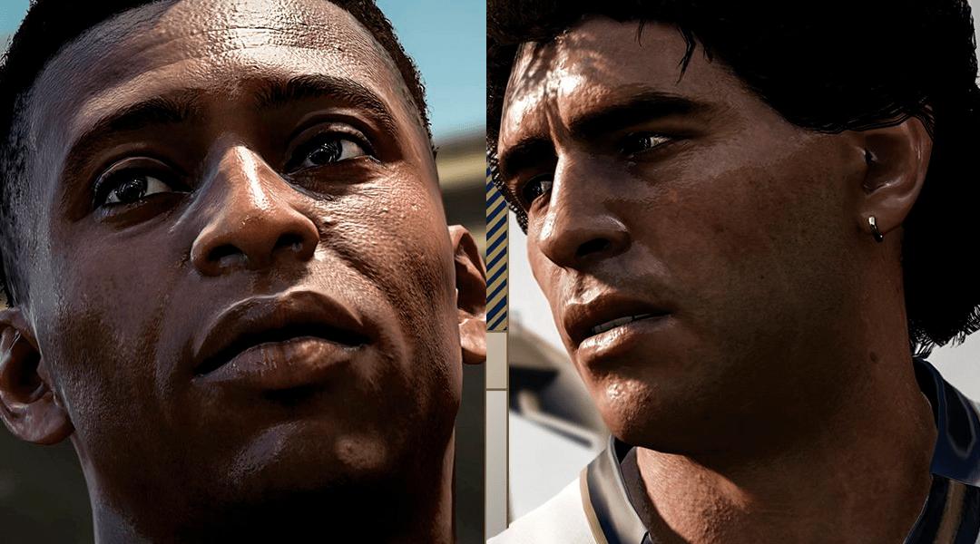 Las leyendas que estarán en el FIFA 18