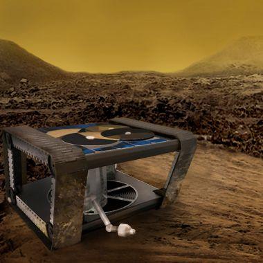 La NASA creará un rover que será mecánico para explorar Venus