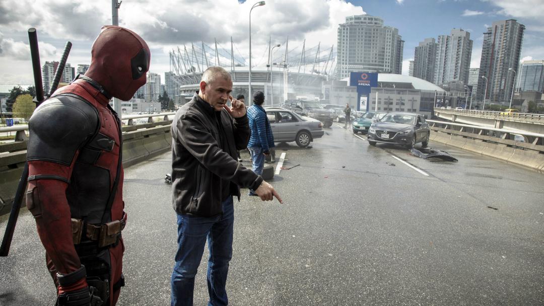 El director de Deadpool llevará al cine Neuromancer