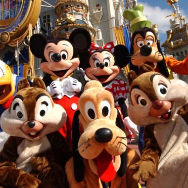 Botargas de Disney