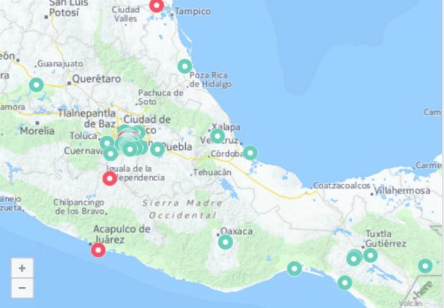 Facebook activa el Safety Check en México por el sismo de Chiapas