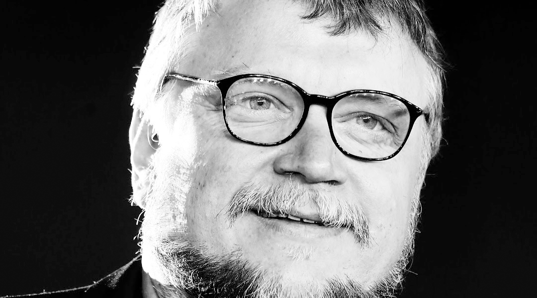 el director mexicano Guillermo del toro