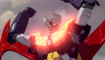 El robot clásico de la animación: mazinger z