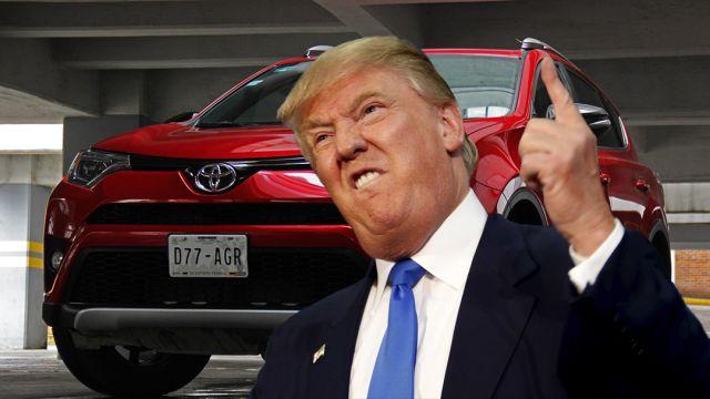 Toyota reducirá el 50% de su capacidad de producción en México