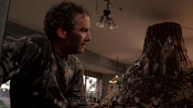Richard Dreyfuss en la película de Steven Spielberg