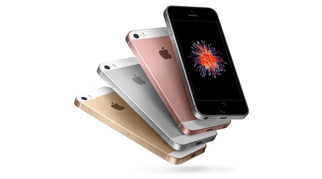 Apple podría lanzar el iPhone SE 2 en el 2018