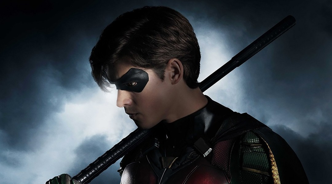 El actor que interpreta a Robin en Titans