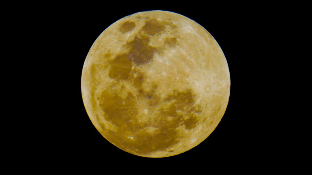 La primera superluna
