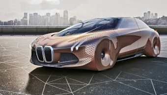 BMW fabricará un SUV futurista para competirle a Tesla