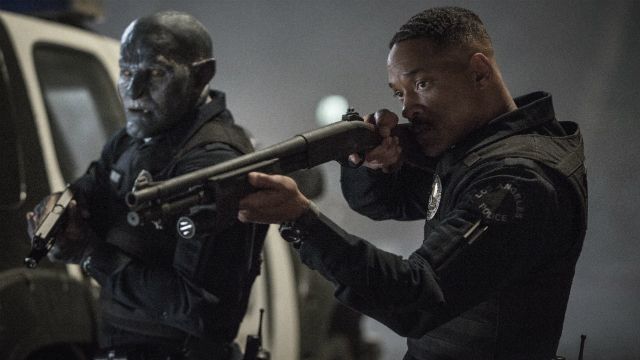 Bright, Netflix, Will Smith, Reseña, Bright Will Smith Netflix