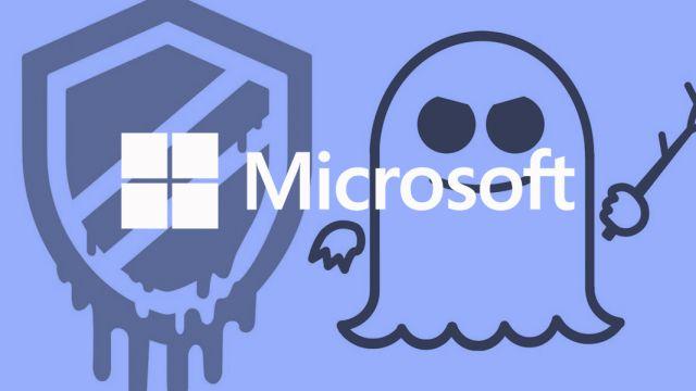 Microsoft lanzó una actualización de emergencia para deshabilitar Spectre
