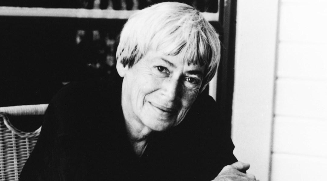 Ursula K. Le Guin, Ursula K Le Guin, Fallece, Muere