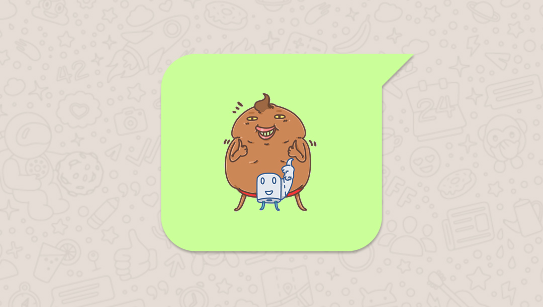 WhatsApp-stickers animados