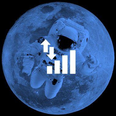 La Luna tendrá su primera red de datos móviles en 2019