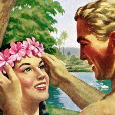 Teoría afirma que Eva salió del pene de Adán