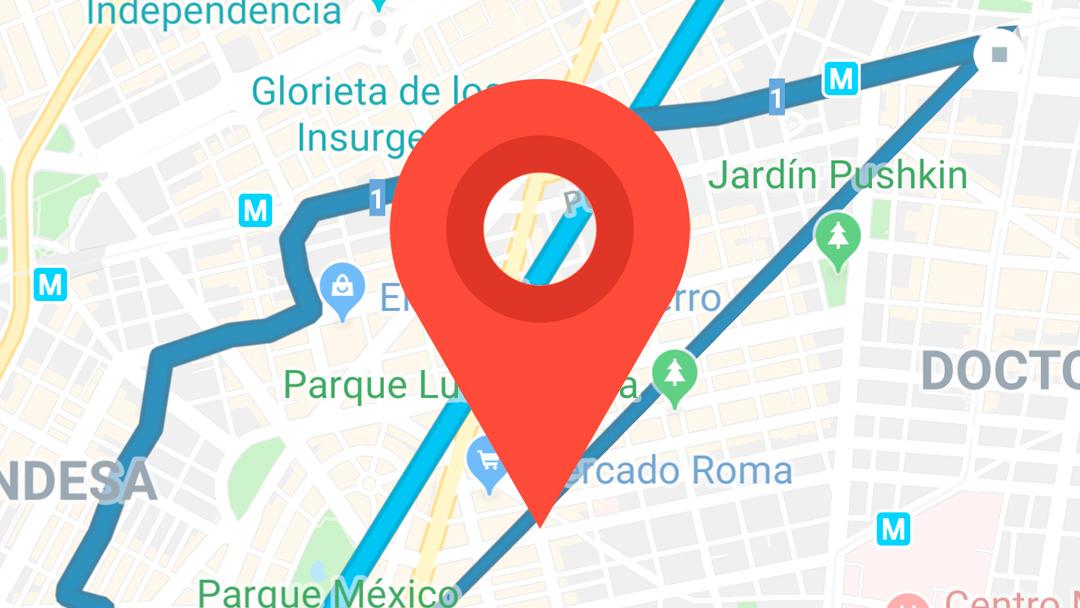 Google Maps ubicacion