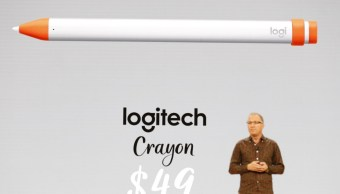 El nuevo stylus de Logitech es una alternativa barata para tu iPad