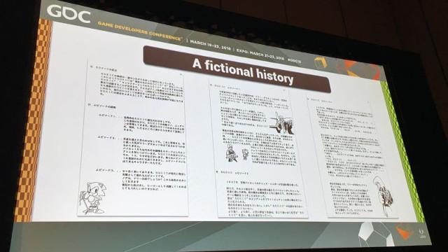 Historia y algunos bocetos de los protagonistas originales