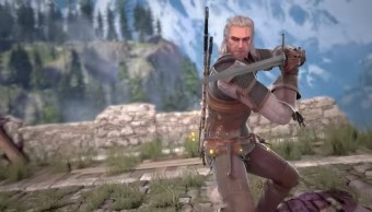 The Witcher será un personaje de Soulcalibur 6