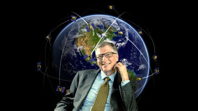 Bill Gates invertirá en proyecto para transmitir videos de la Tierra