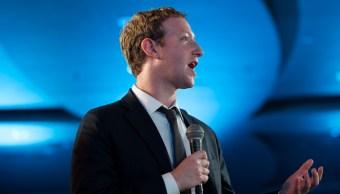 Mark-Zuckerberg-CEO y fundador de Facebook