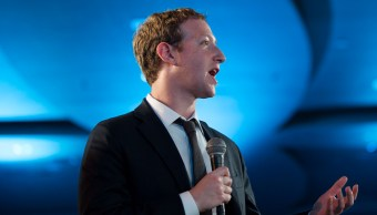 Mark Zuckerberg CEO y fundador de Facebook