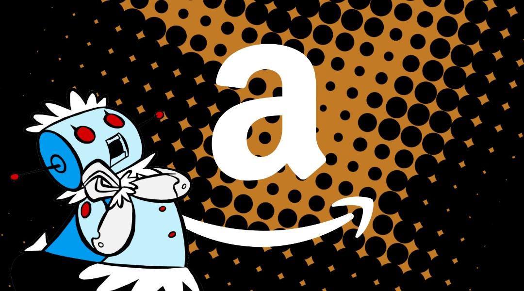 Amazon está trabajando en su primer robot doméstico