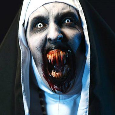 La primera imagen de The Nun nos muestra su diabólica apariencia