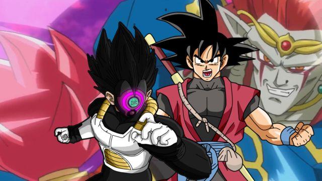 Dragon Ball Heroes, el nuevo anime