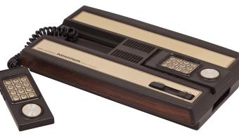 Una imagen de la vieja consola Intellivision