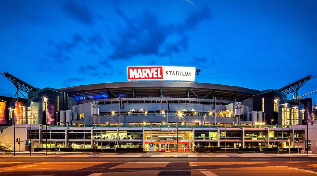 Marvel tendrá su propio estadio deportivo