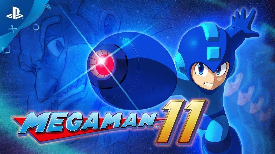 Mega Man 11 podría llegar en octubre de 2018