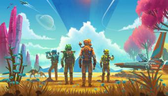 No Mans Sky, juego para Xbox