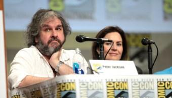 Peter Jackson en la Comic Con de San Diego
